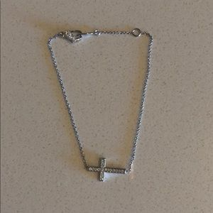 Dainty Cross Bracelet from Nordstrom